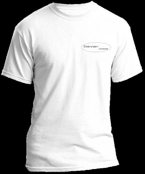 T-shirt-met-Logo